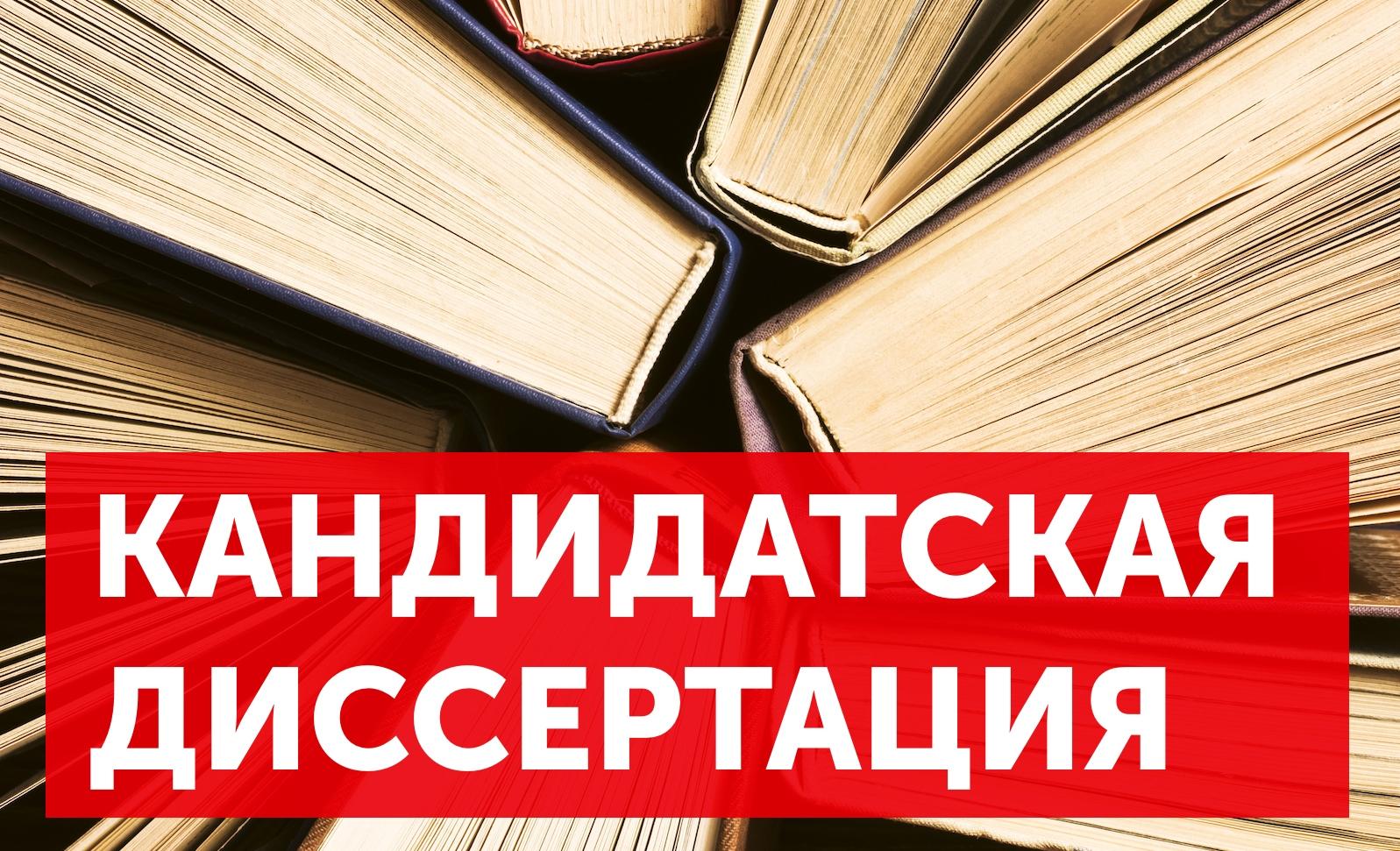 Диссертация Луценко Т.В.