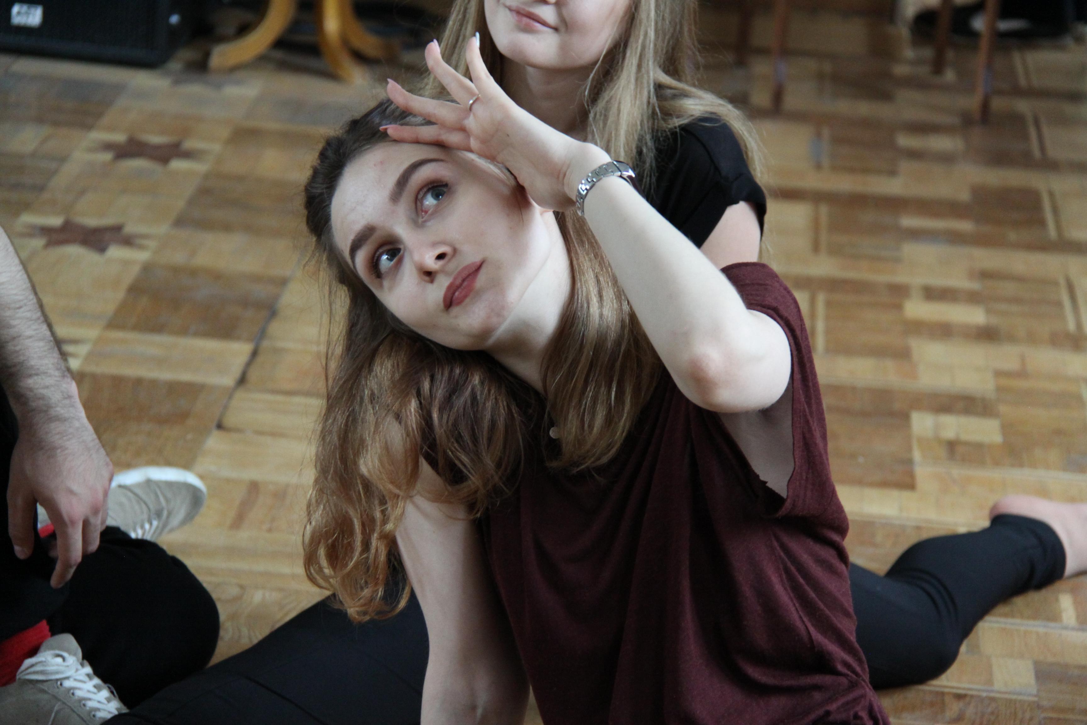 19 мая 2018 г. #КлассИКИ: Основы актёрского мастерства и сценического движения