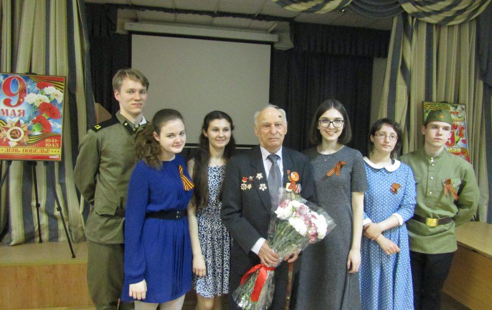 73-я годовщина Победы