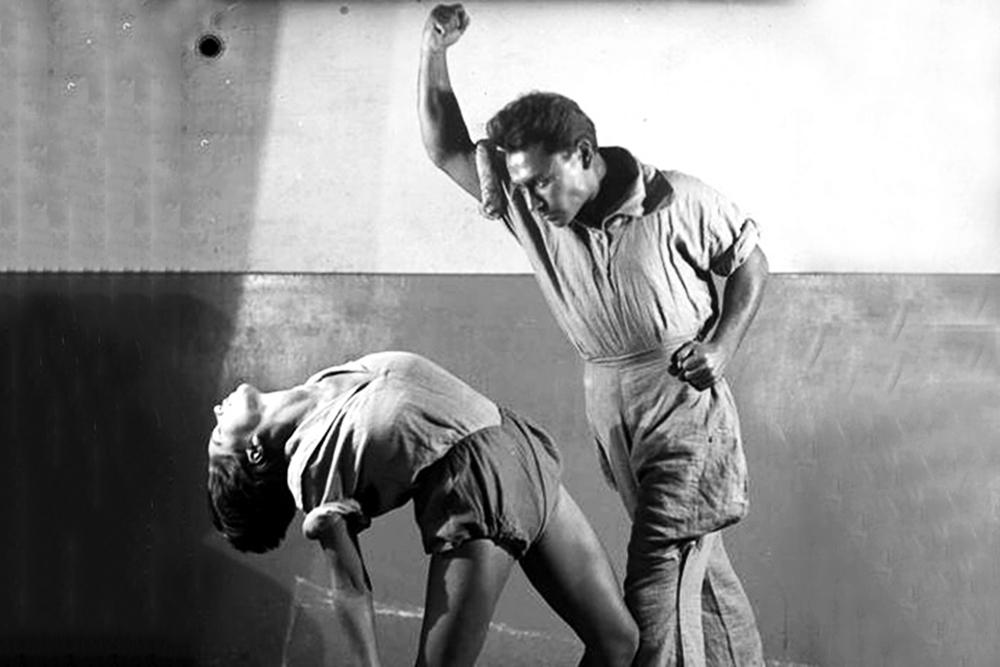 #КлассИКИ: Основы актёрского мастерства исценического движения