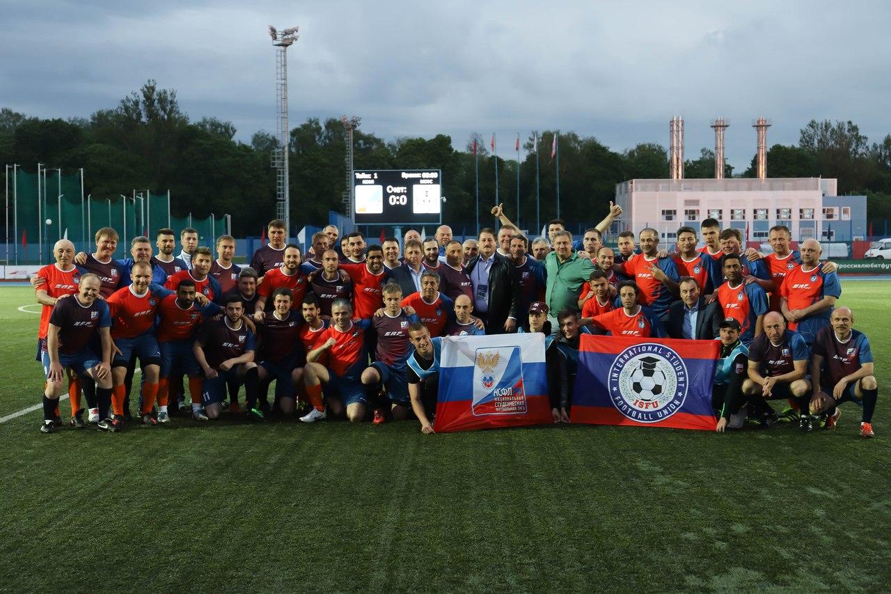 Финал НСФЛ 2017−2018