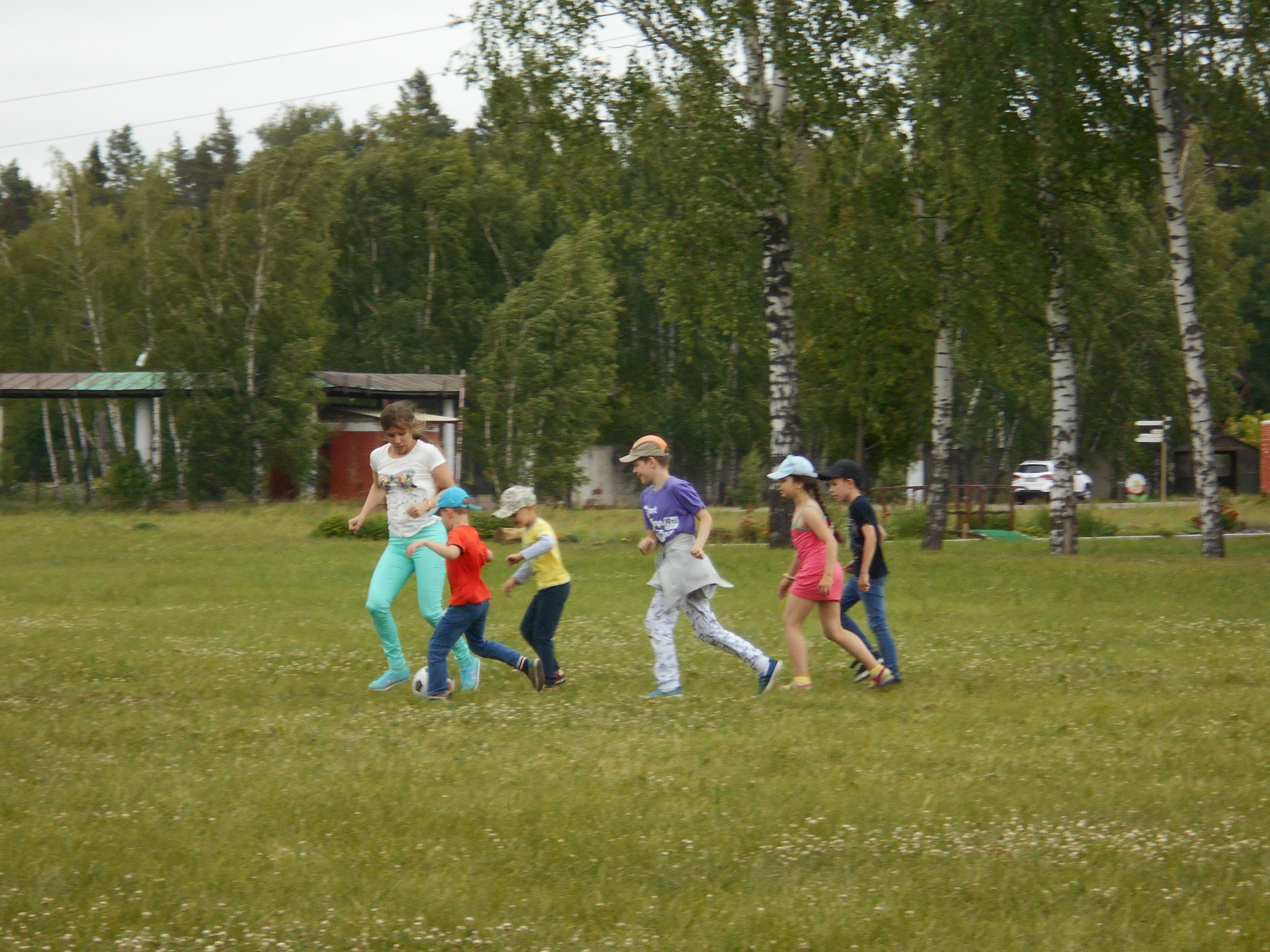 ИППО вдетском лагере BabyCamp