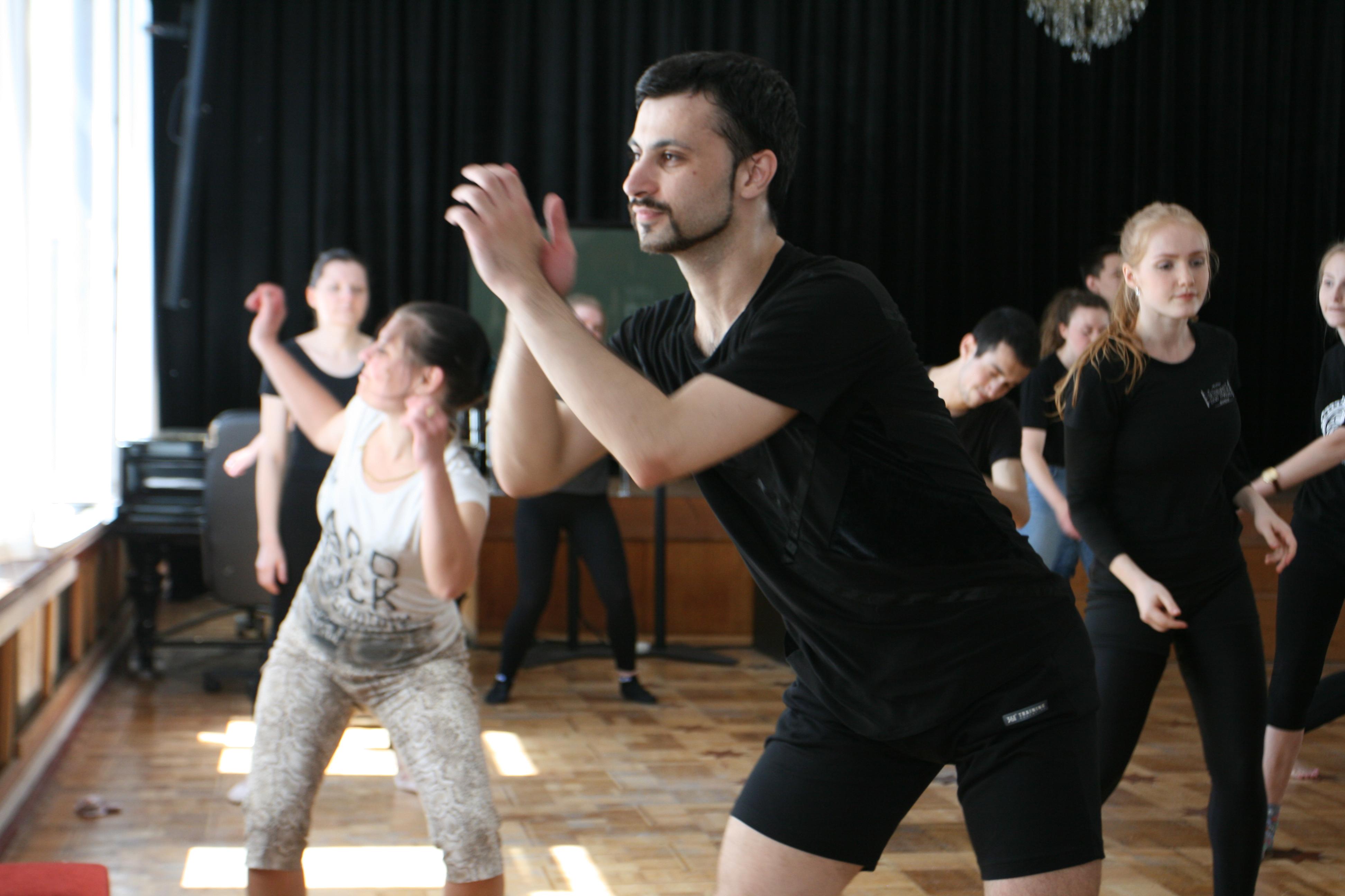 02.06.2018 #КлассИКИ: Сценическое движение — ритм, темп, хореография