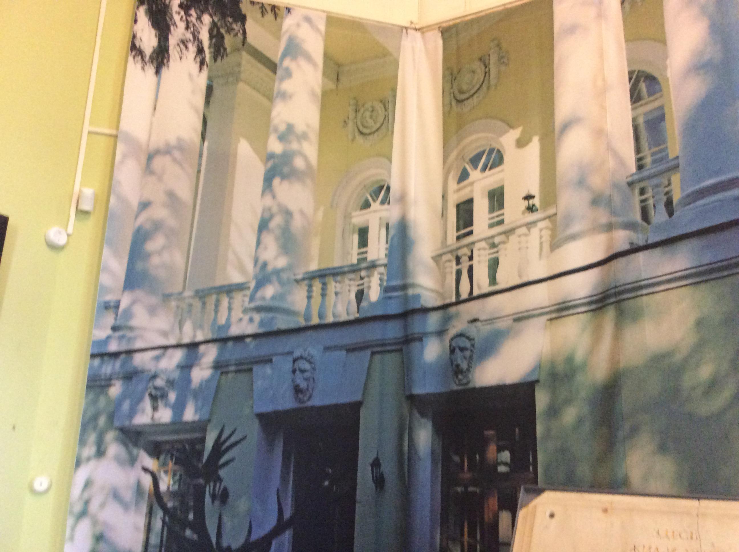 Окна вкультуру: Дом Рябушинских