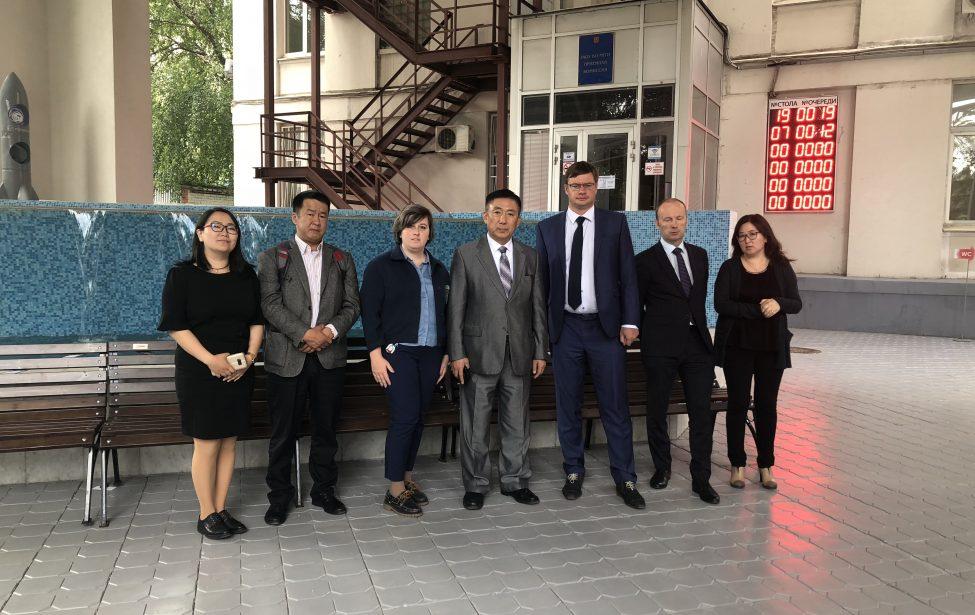 Сотрудничество сМонгольским университетом образования