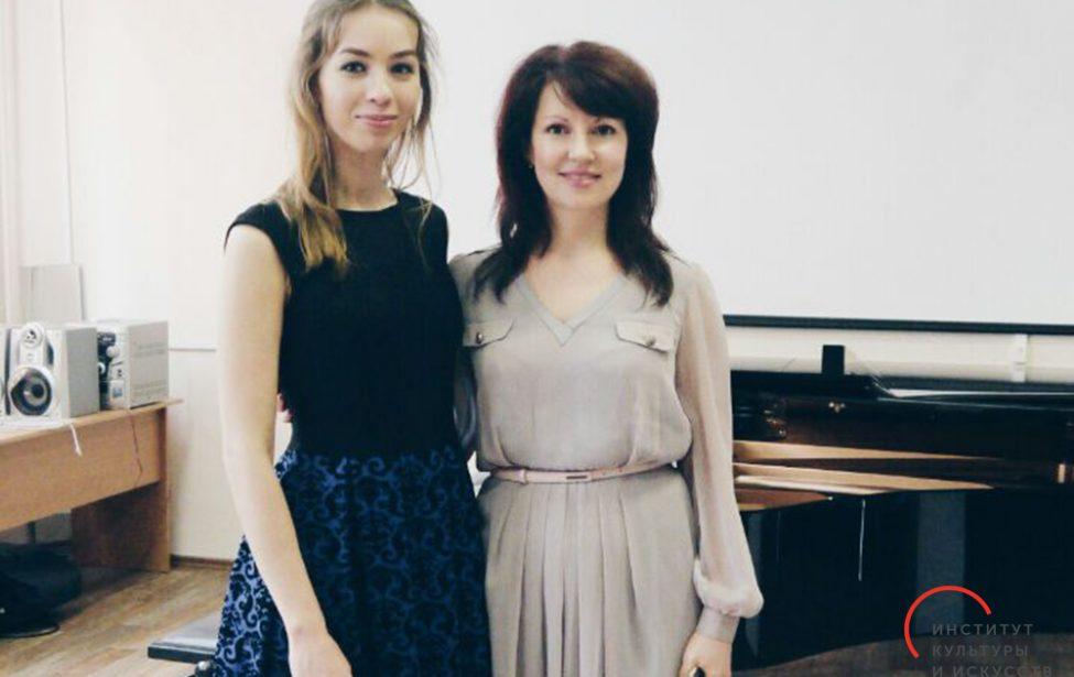 Маргарита Сорокина— победитель конкурса «World OfTalents»