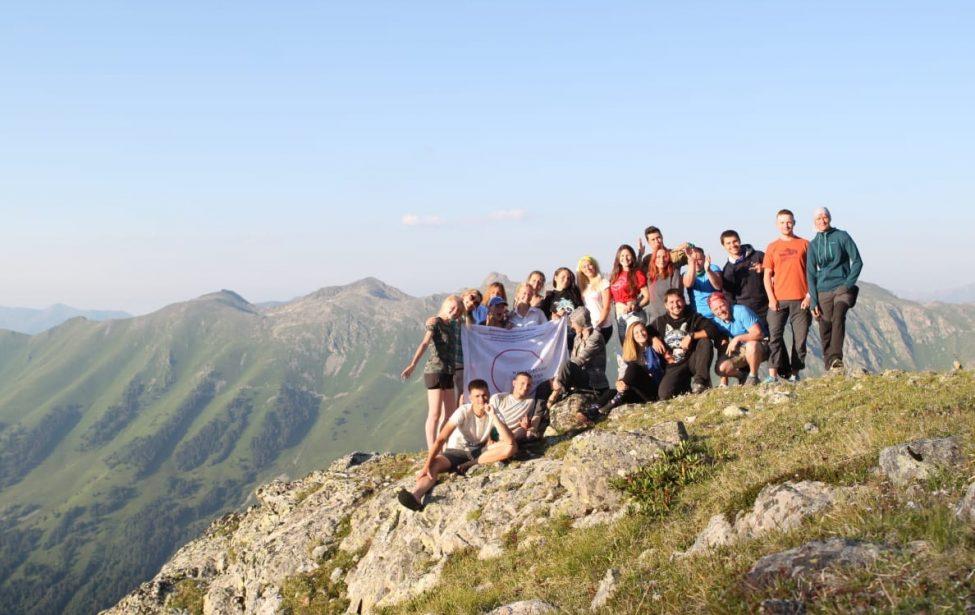 Студентам МГПУ покорились очередные горные вершины