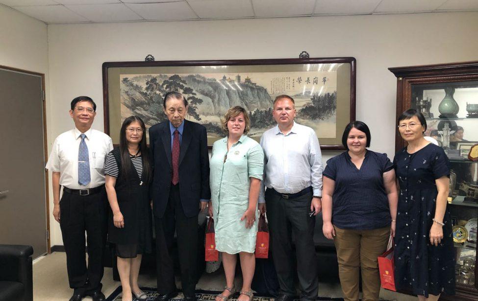 Делегация МГПУ посетила университеты Тайваня