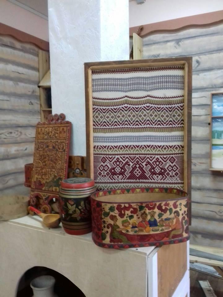 Музей народных промыслов иремесел вМедведково