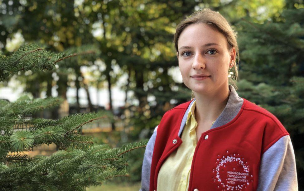 Студентка ИЦО стала амбассадором Mail.Ru Group