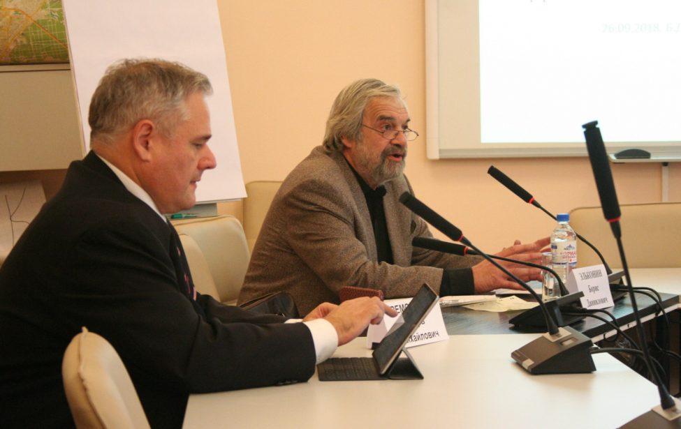 ВМГПУ возобновил работу постоянно действующий семинар