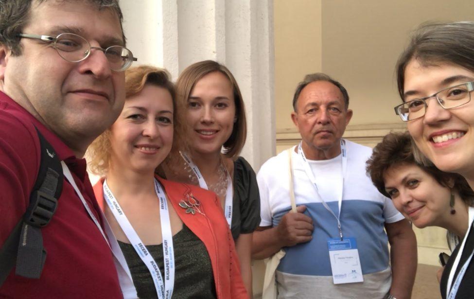 Лаборатория развития ребенка наXXVIII Международной конференции EECERA