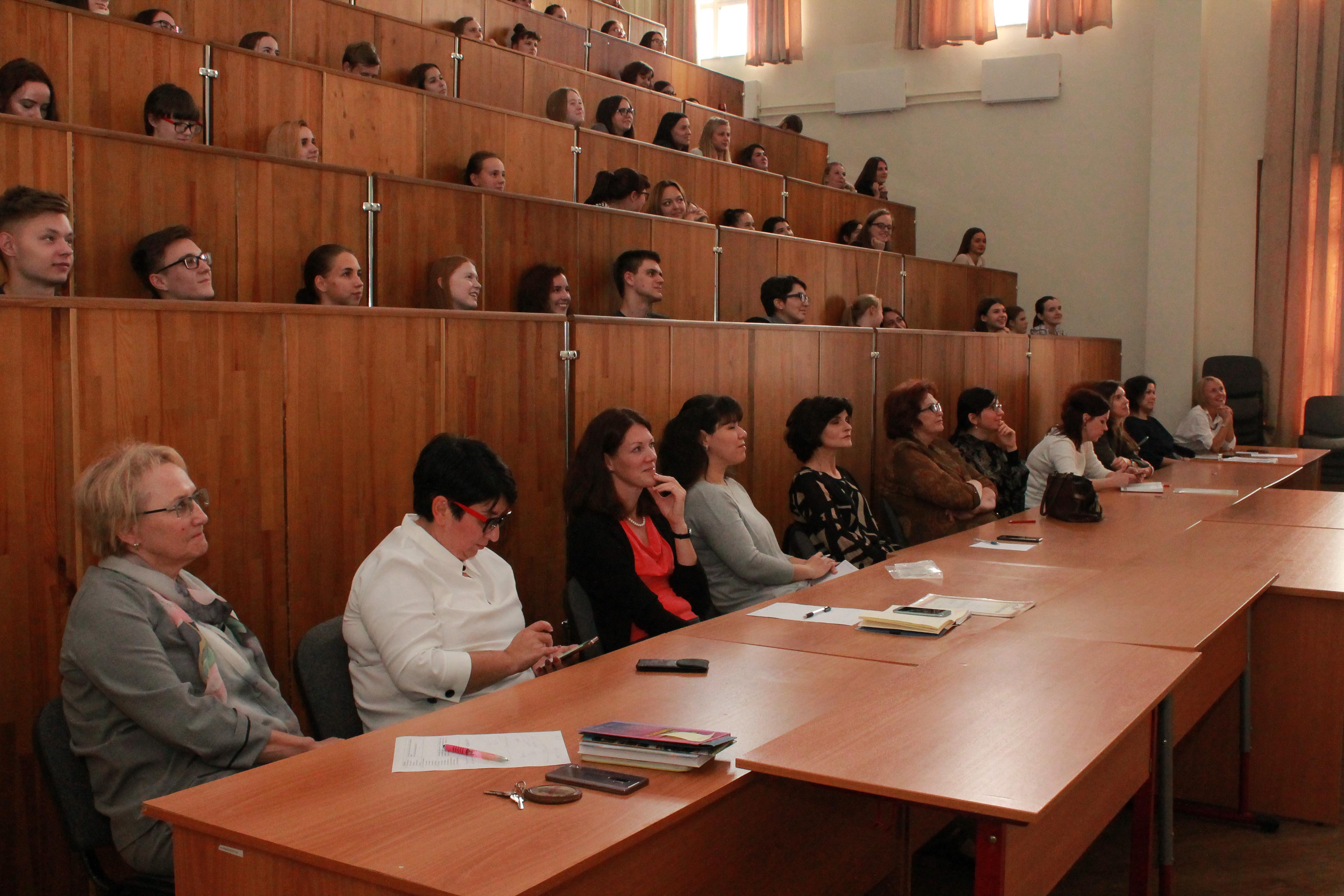 Празднование Международного дня переводчика