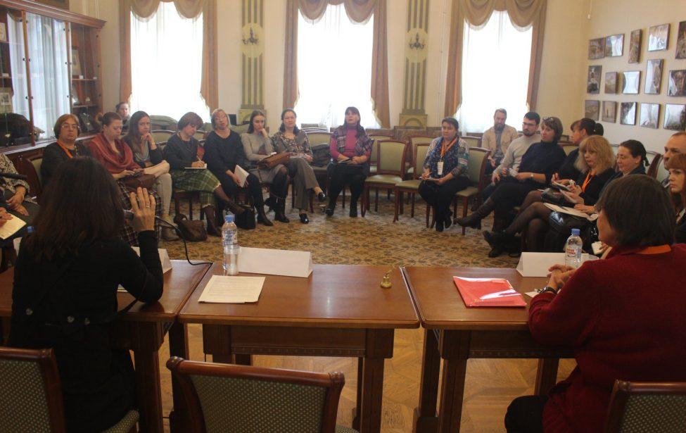 Лаборатория социокультурных образовательных практик идет внарод