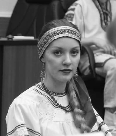 Бунькова Анастасия Сергеевна
