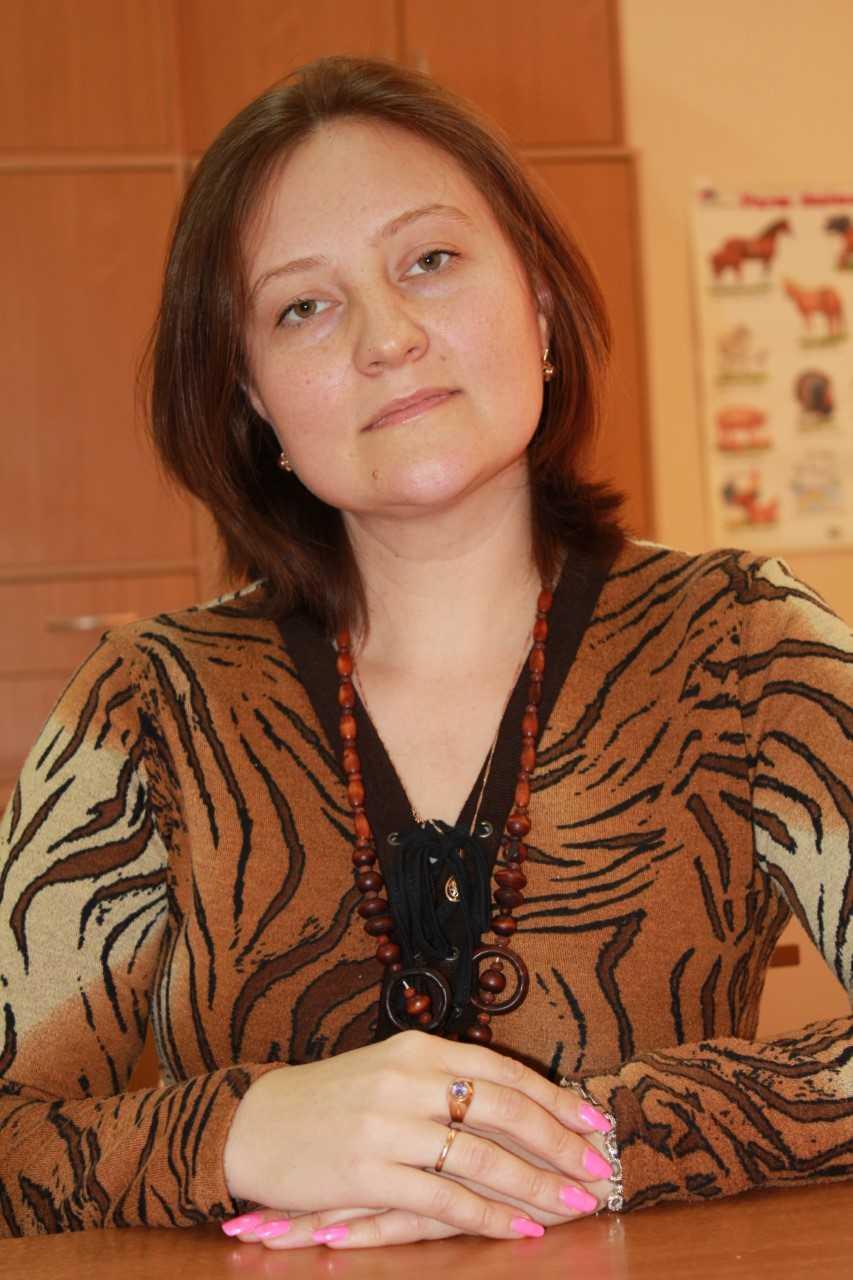 Чопаношвили Эльмира Равильевна