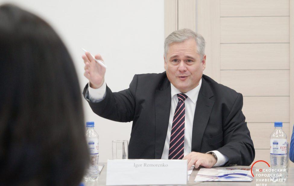 Игорь Реморенко: вырос разрыв между «сильными» и«слабыми» студентами