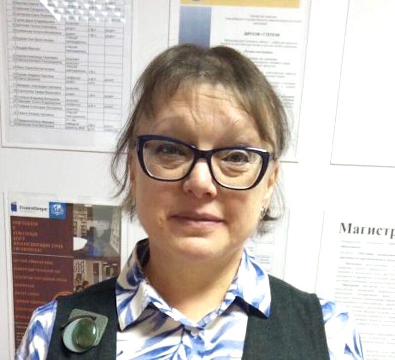 Горбачева Екатерина Юрьевна