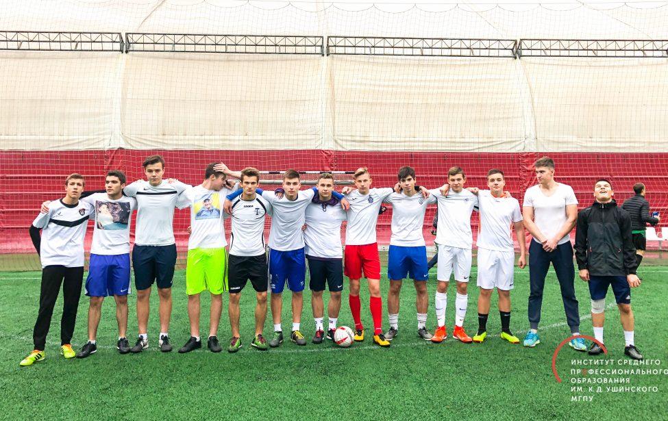 Первые в футболе по СВАО