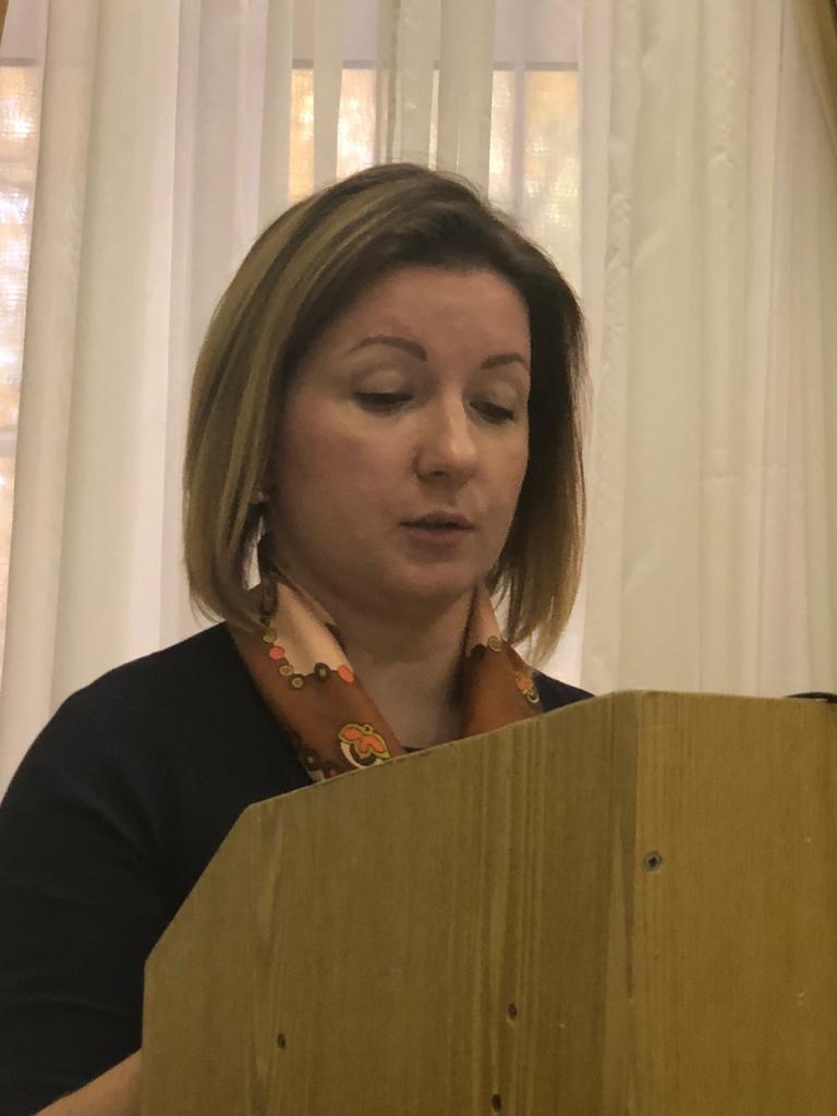 Защита кандидатской диссертации Полушкиной Татьяны Александровны