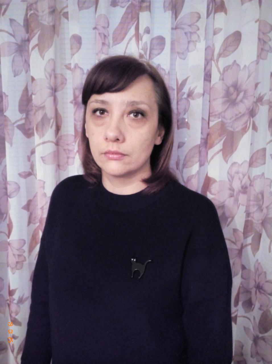 Шатилова Любовь Михайловна