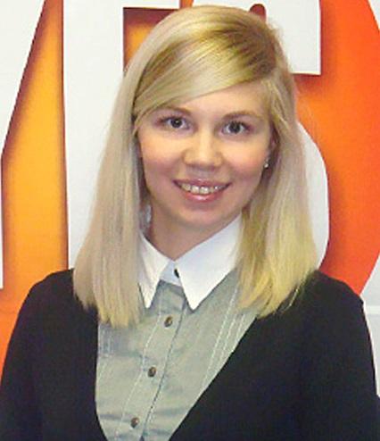 Вилкова Анастасия Андреевна