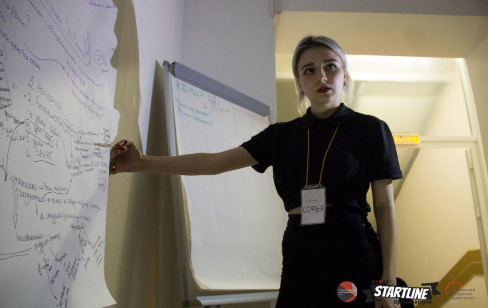Школа организаторов «STARTLINE»