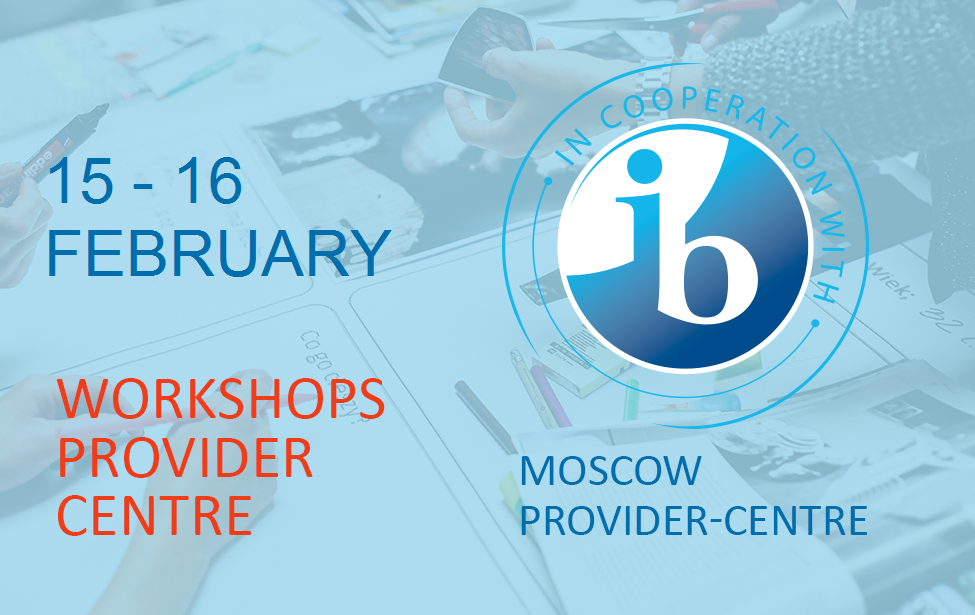 The IB workshops in February