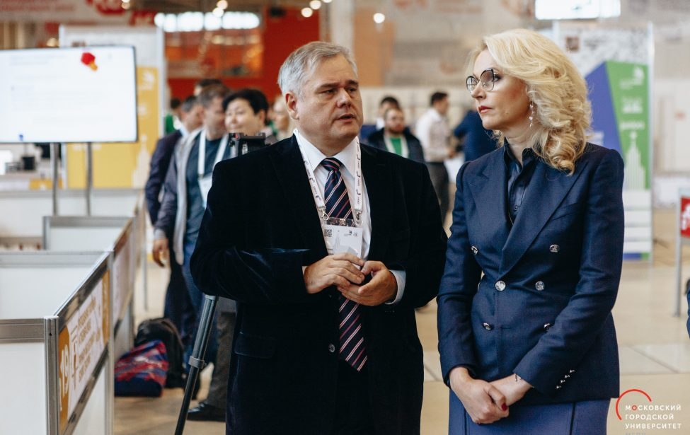 Вице-премьерРФ наплощадке педагогических компетенцийWS