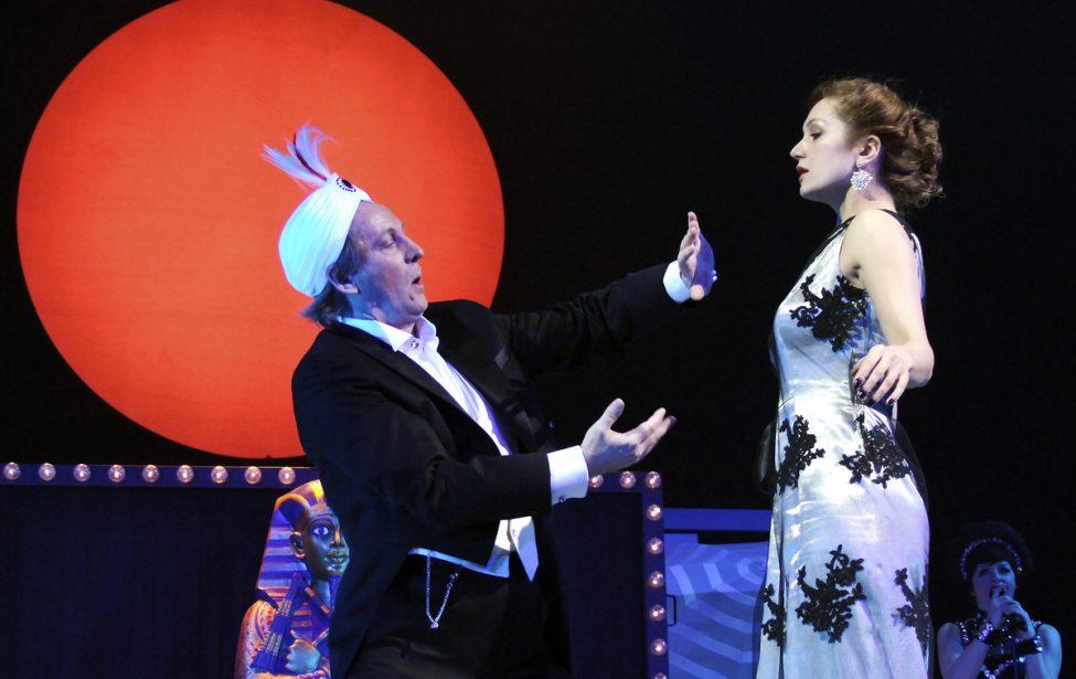 Театральные рецензии: Искусство иллюзии