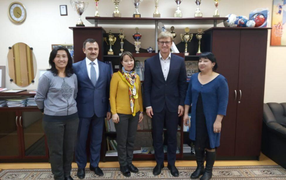 Научная стажировка для PhD докторантов изКазахстана