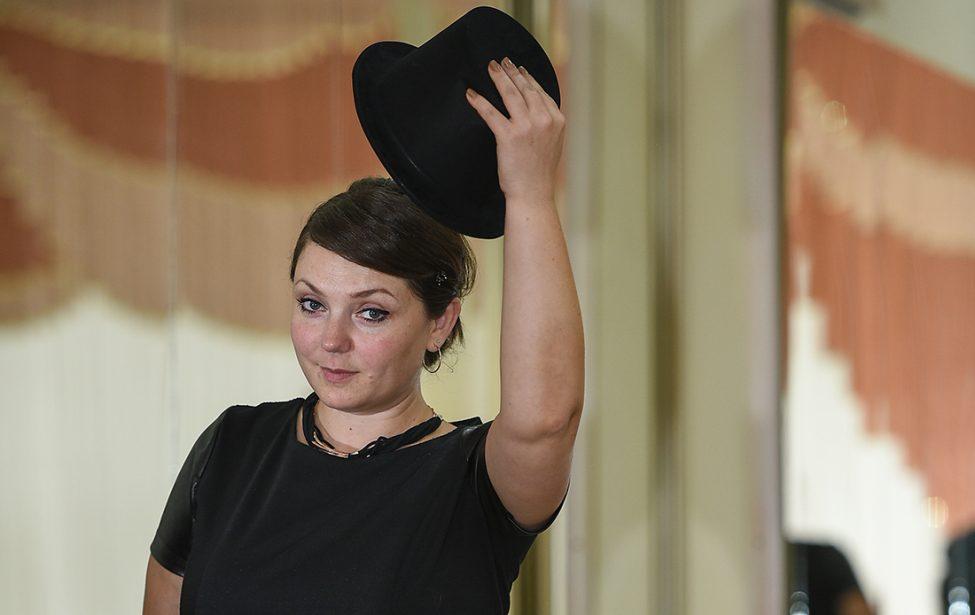 Наталья Семина — интервью для проекта #ВыпускнИКИ