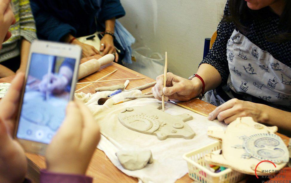 #КлассИКИ: Художественная керамика. Декоративное панно