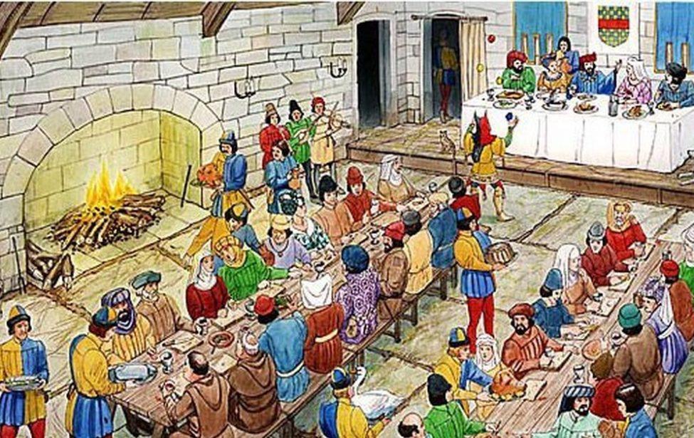 «История еды и традиции питания народов мира»