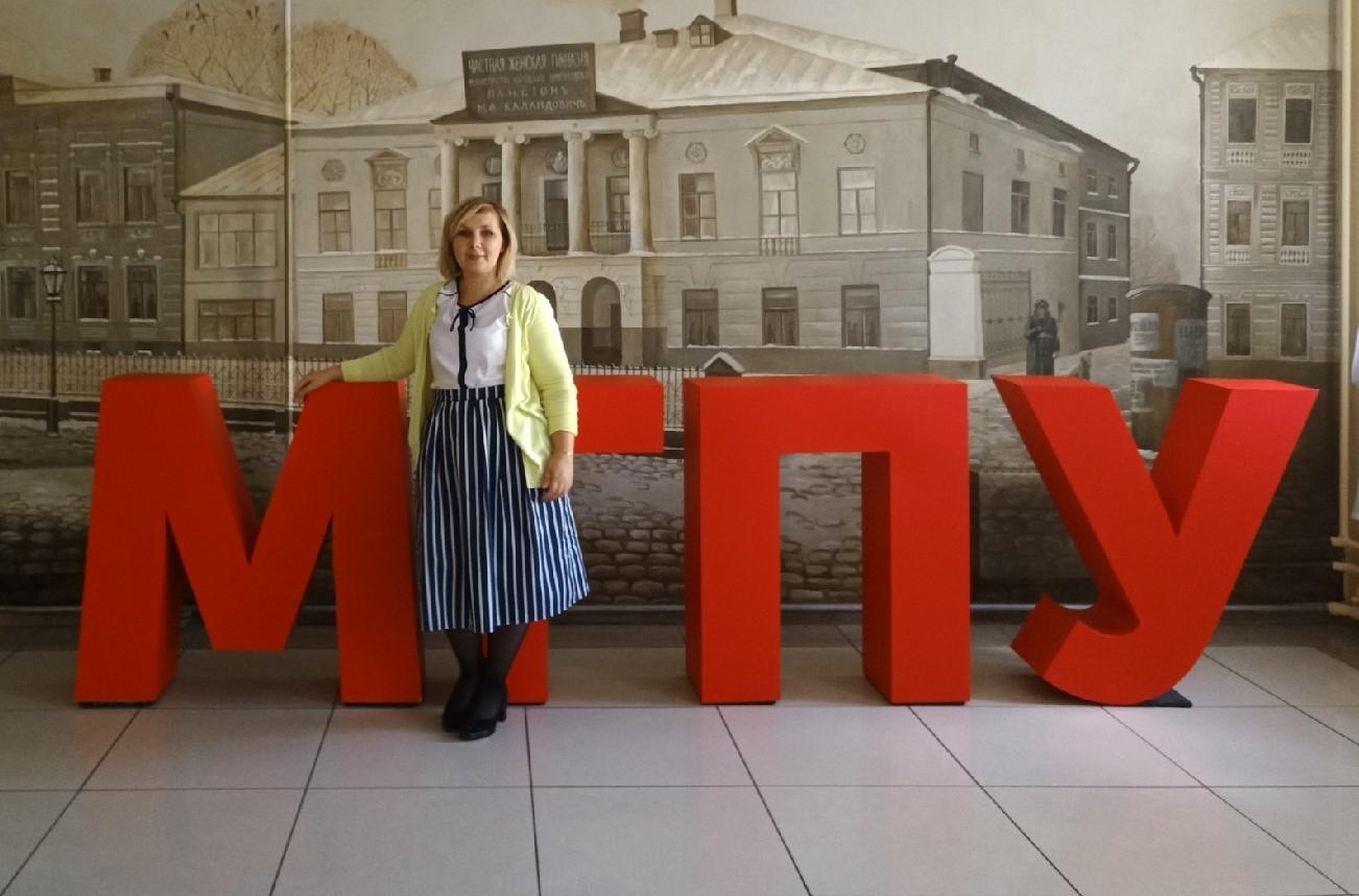 Ригина Костина: магистратура— это новая ступень!