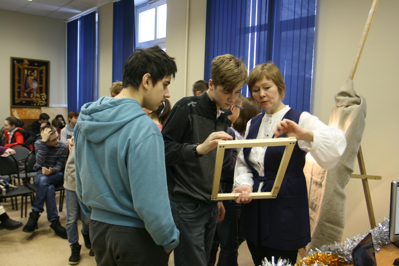 22.12.2018 #КлассИКИ: мастер-класс «Новогодний Handmade»