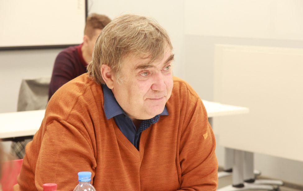 Мастерская Юрия Розанова