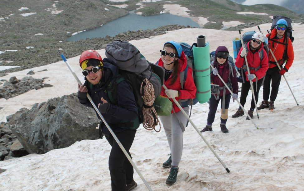 Новый сезон школы инструкторов детско-юношеского туризма
