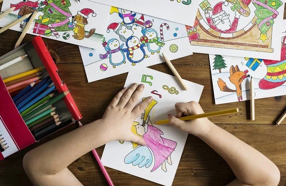 Школа юных живописцев