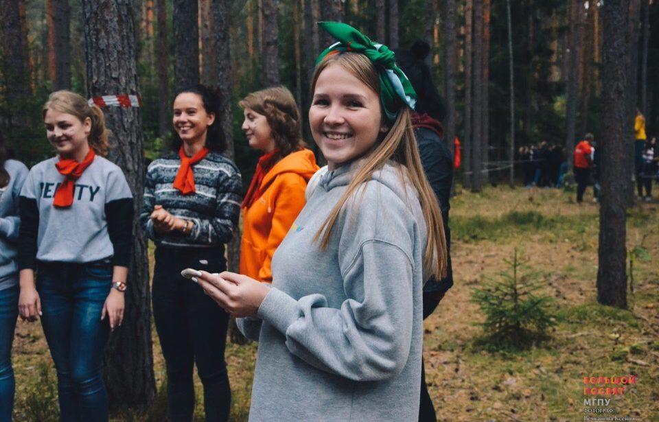 Лиля Гарипова— интервью проекту #Московскиевыпускники