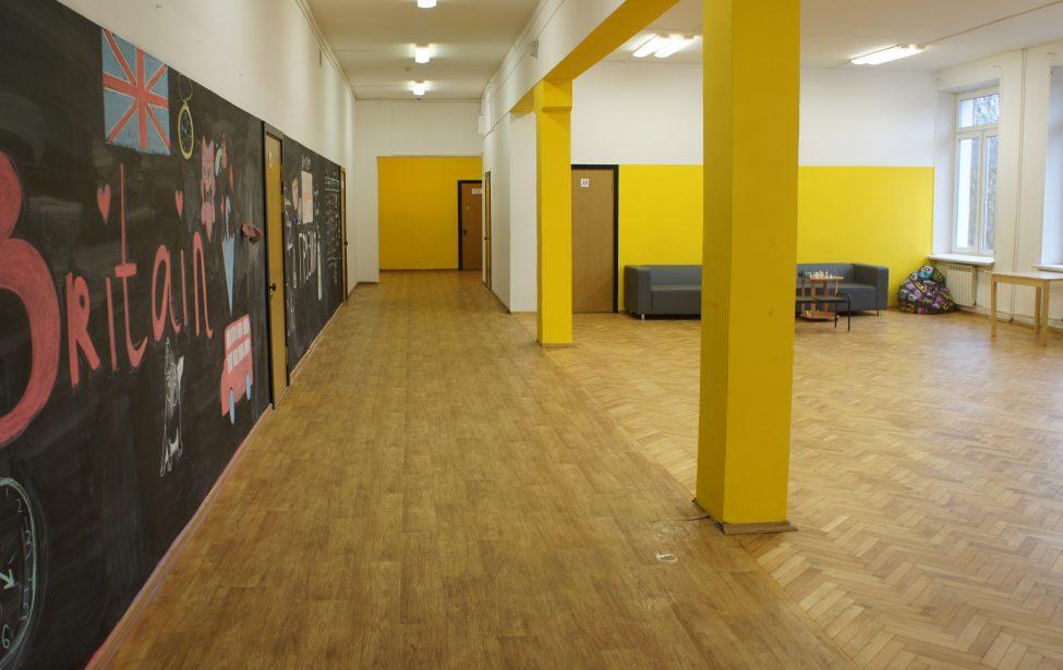 Как дети ипедагоги проектируют школьное пространство