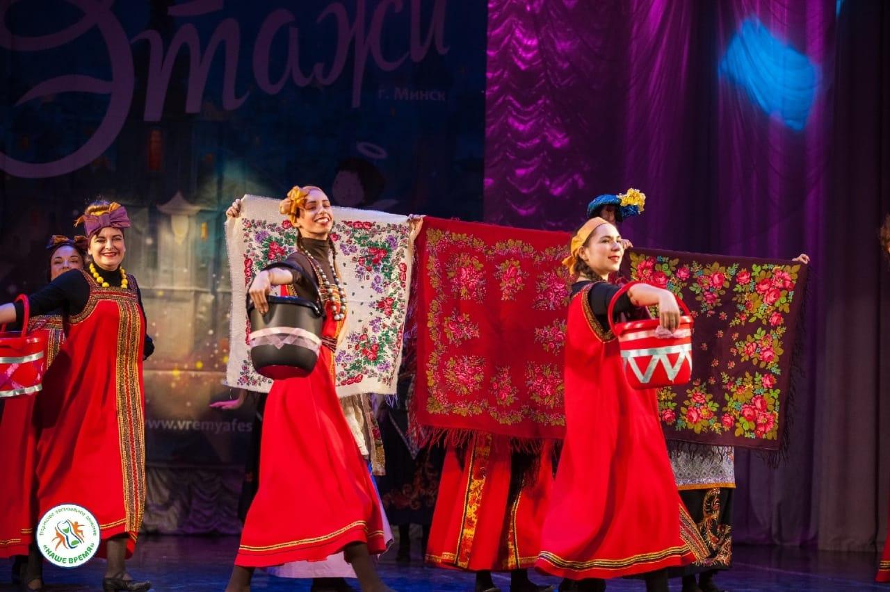 11Девчата лауреаты ИКИ. Минск, январь 2019
