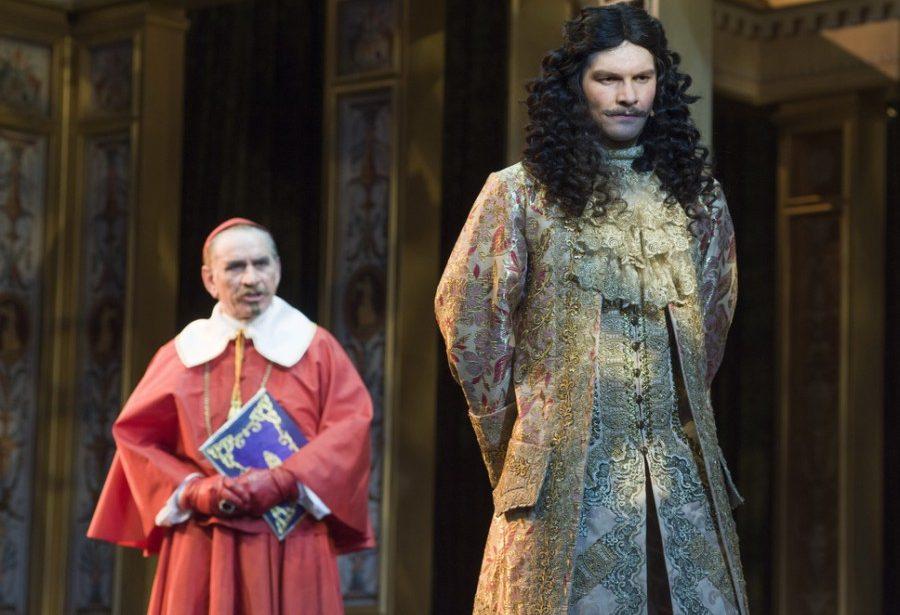 Cпектакль «Молодость Людовика XIV»