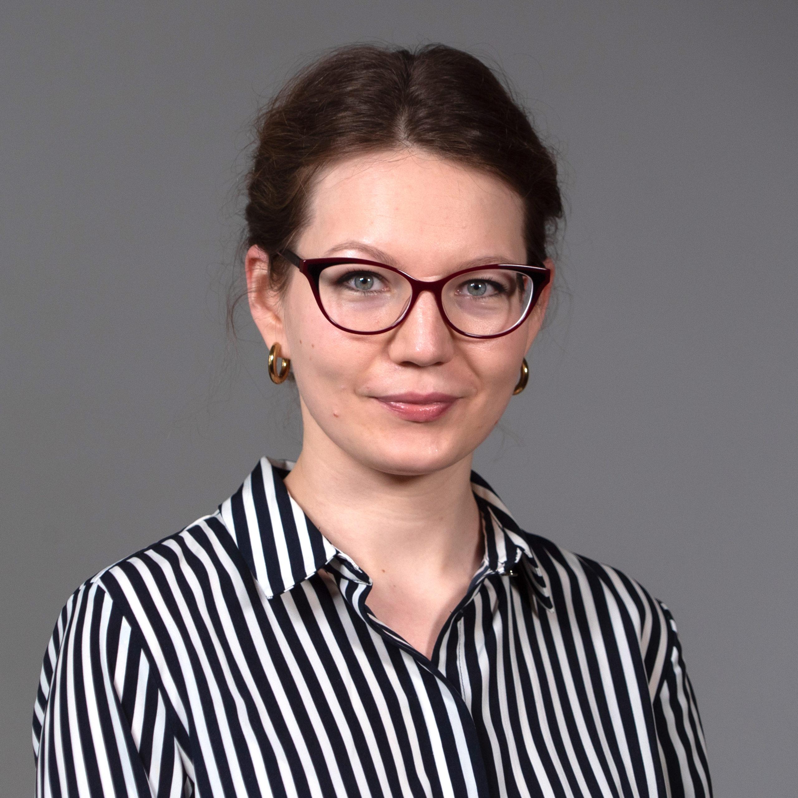 Томская Наталья Николаевна