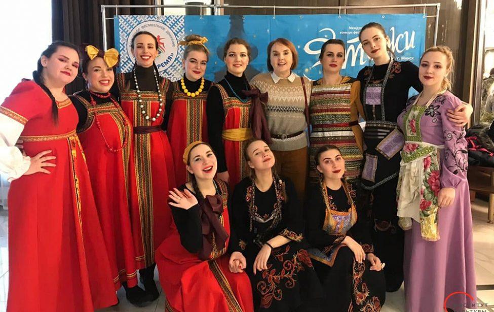 «Девчата»— лауреаты международного фестиваля