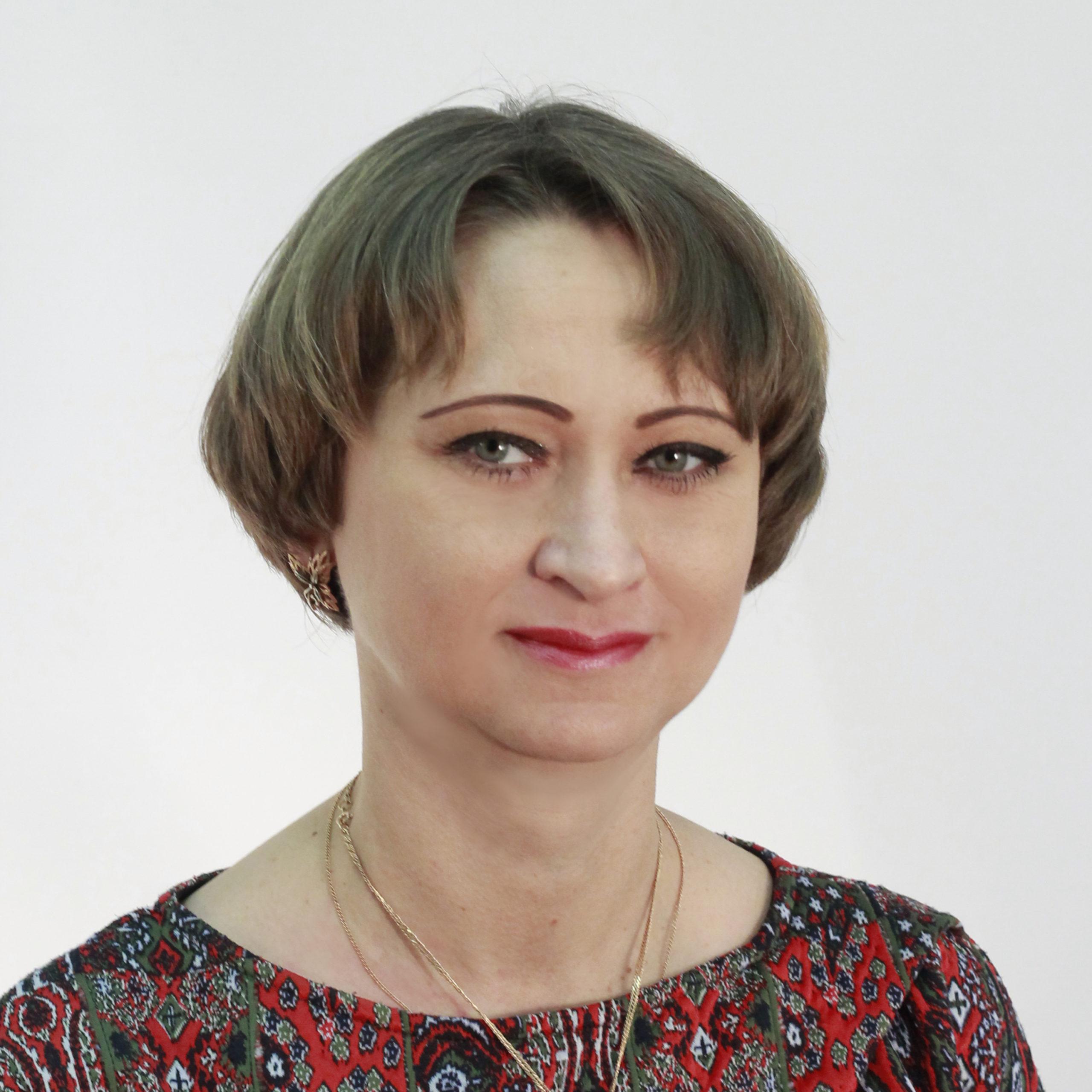 Федорова Елена Юрьевна
