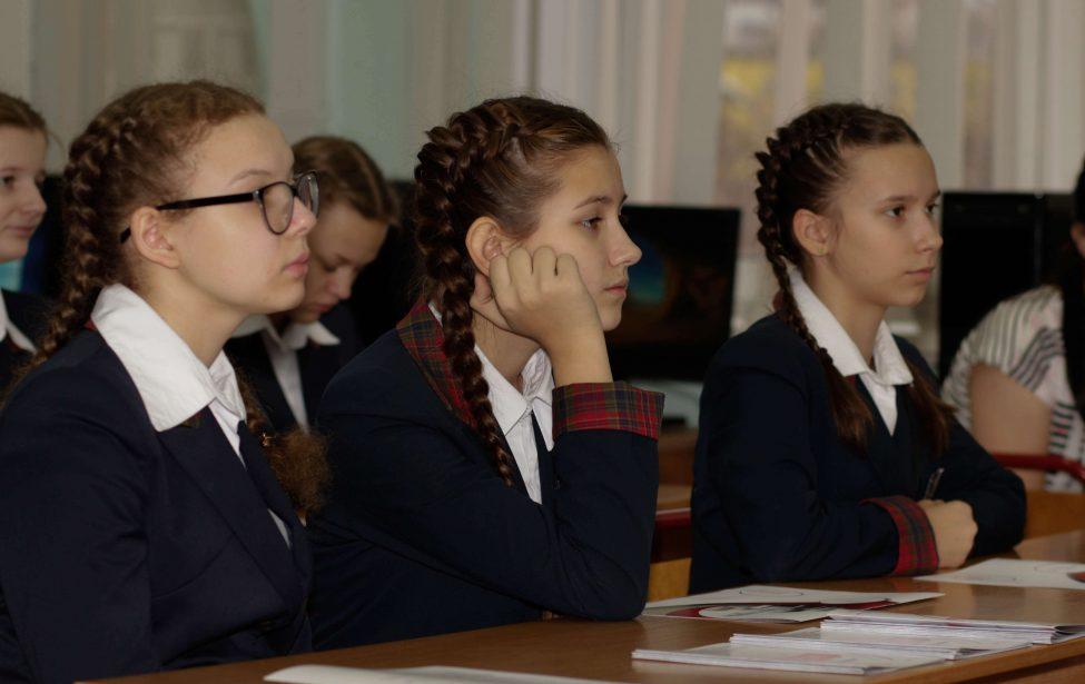 Новый педагогический класс вмосковской школе. Какой он?