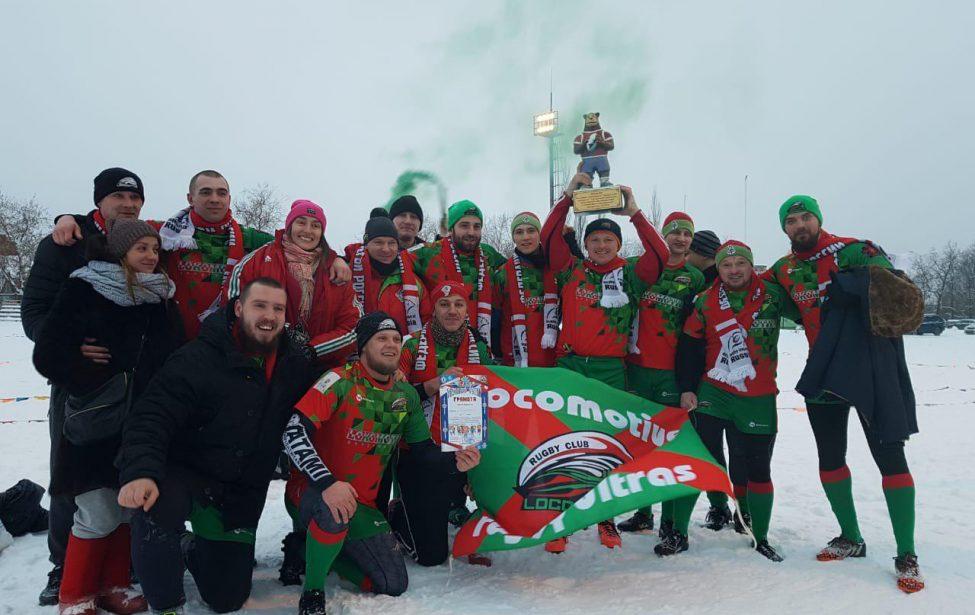 Студенты МГПУ стали чемпионами регбийного турнира