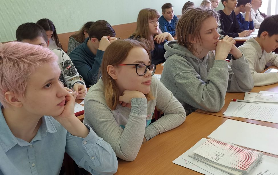 Более 100 учащихся выступили наОлимпиаде поинформатике