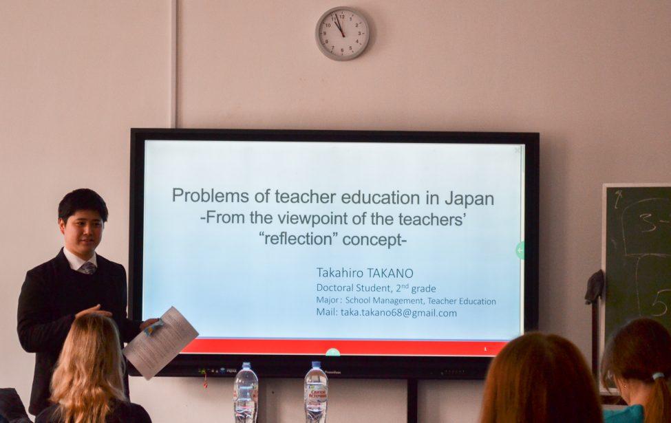 Международный круглый стол студентов-японистов